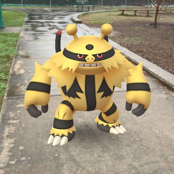 Pokémon Go: ASkill?